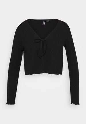 VMRILEY CROP - Vest - black