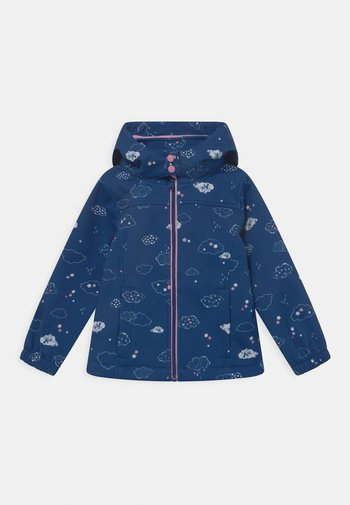 KID - Soft shell jacket - indigo