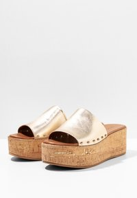 Inuovo - Mules - gold gld - 3
