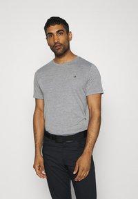 Calvin Klein Golf - HARLEM TECH 3 PACK - T-shirts basic - black/navy/silver - 1