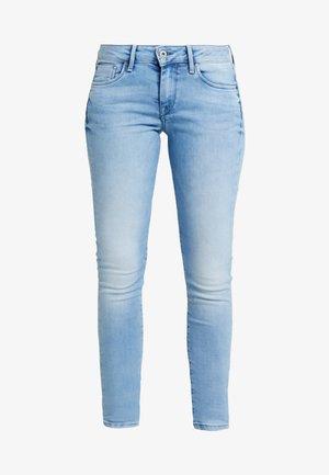 SOHO - Jeans Skinny Fit - denim 10oz str american blue lt