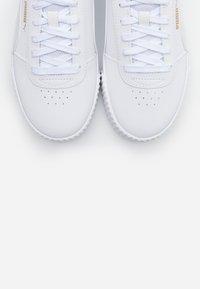 Puma - CARINA LEO - Sneakers - white - 5