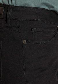 Opus - ELMA - Jeans Skinny Fit - black - 4