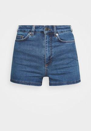 PAMELA REIF X ZALANDO TIE BACK DETAIL - Shorts - blue