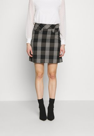 MINI SKIRT - Minigonna - black