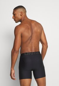 Under Armour - 2 PACK - Shorty - black - 2