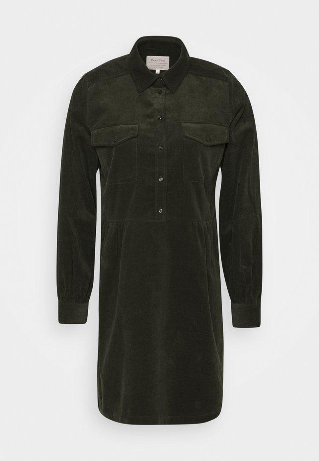 AICHA - Shirt dress - rosin
