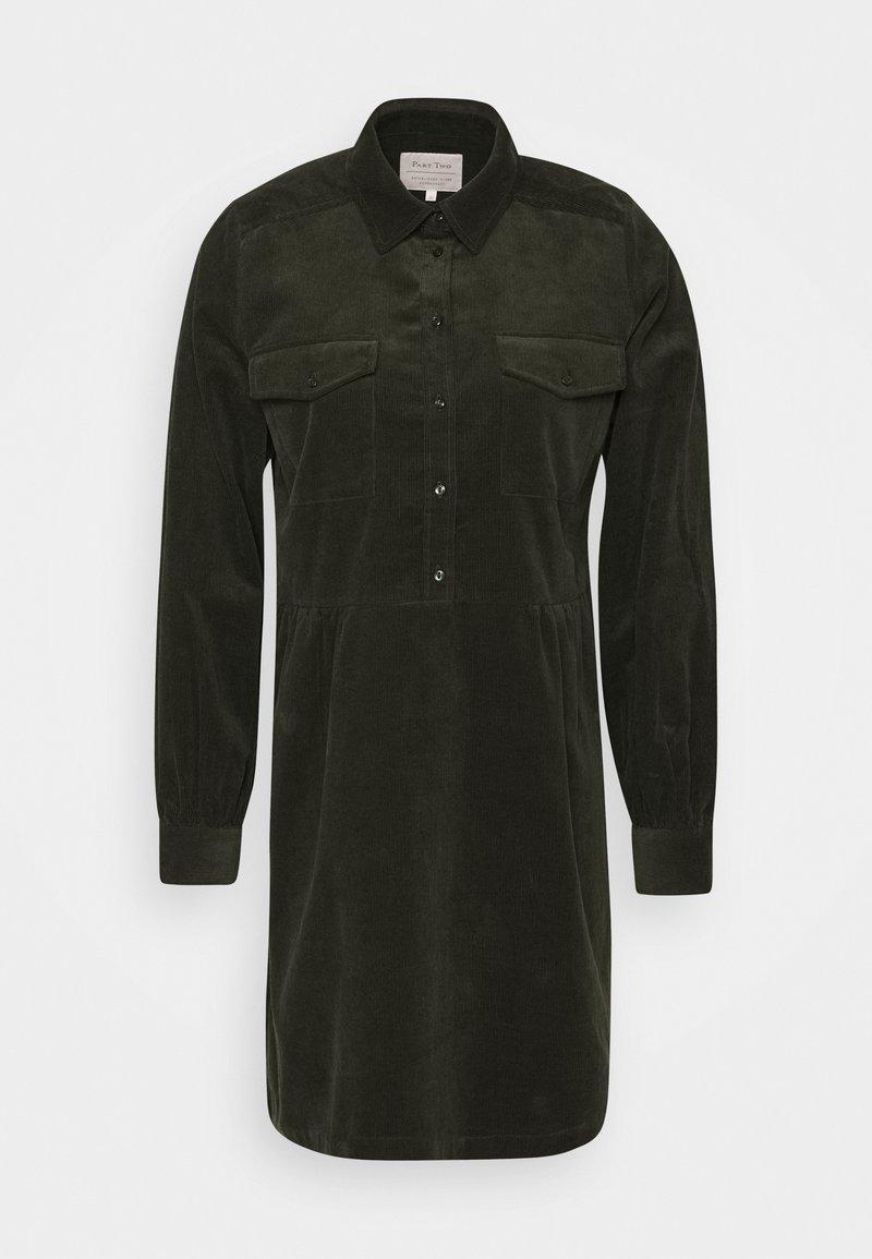 Part Two - AICHA - Shirt dress - rosin
