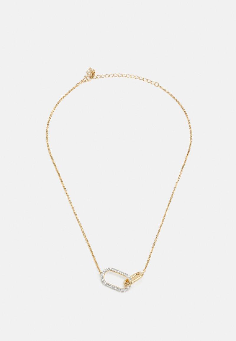 Swarovski - TIME NECKLACE - Necklace - gold-coloured