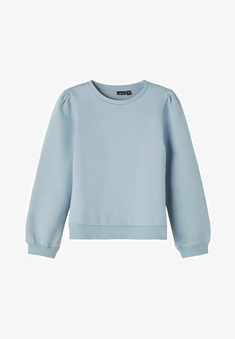 LMTD - Sweater - dusty blue