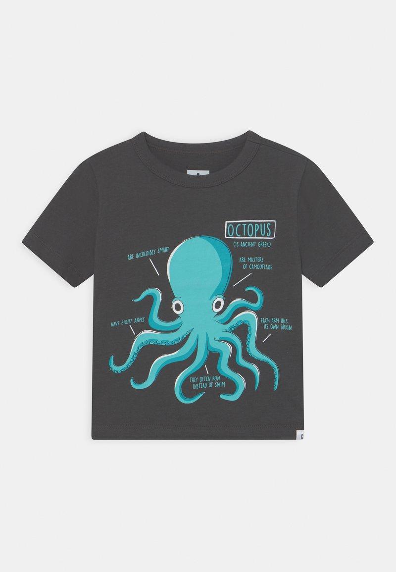 GAP - TODDLER BOY - Print T-shirt - soft black