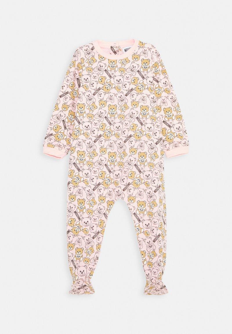MOSCHINO - BABYGROW ADDITION - Pyjamas - sugar rose