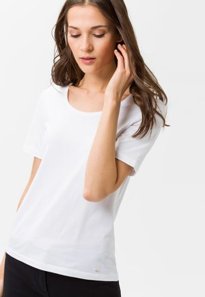 STYLE CORA - Basic T-shirt - white