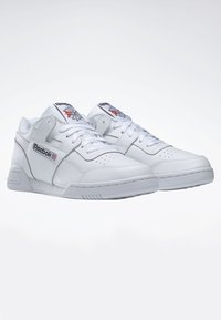 Reebok Classic - WORKOUT PLUS SHOES - Trainers - white - 1