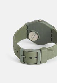Swatch - ISIKHATHI - Reloj - matte green - 1
