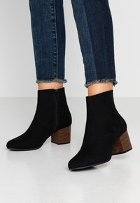 Anna Field - Bottines - black - 0