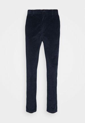 ENZO - Pantalon classique - navy