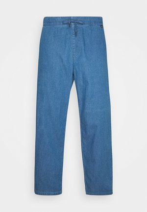 COUCH SURFER PANT - Trousers - washed indigo