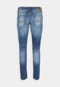 Jack & Jones - JJIGLENN JJFOX - Jeans Tapered Fit - blue denim - 7