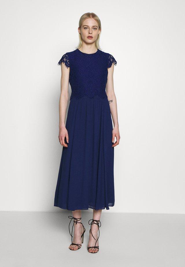 DRESS - Day dress - indigo