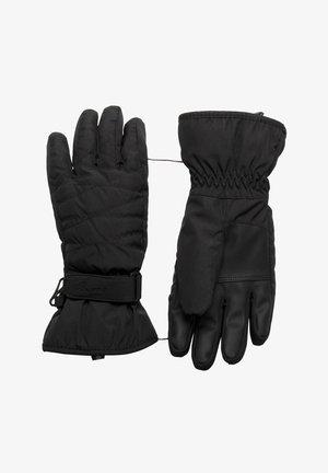 JR SNOWGLOVES - Gloves - black