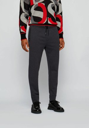 LAMONT  - Tracksuit bottoms - dark grey