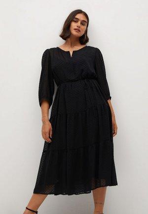 PLUMETI7 - Day dress - schwarz
