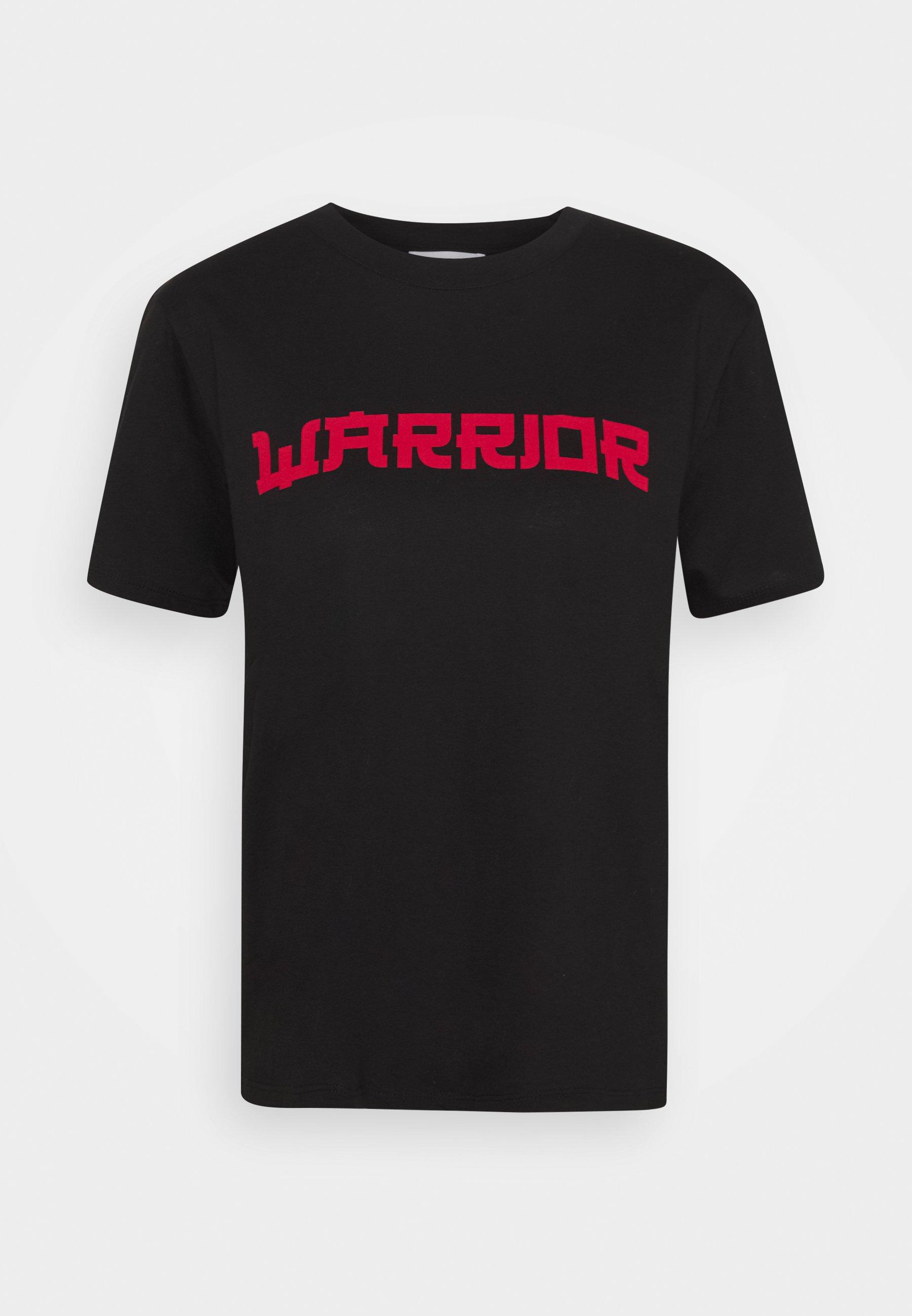 Women TABBY WARRIOR - Print T-shirt