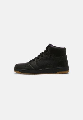 UNISEX - Vysoké tenisky - black
