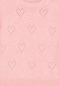 J.CREW - POINTELLE HEART POPOVER - Jumper - blossom - 2