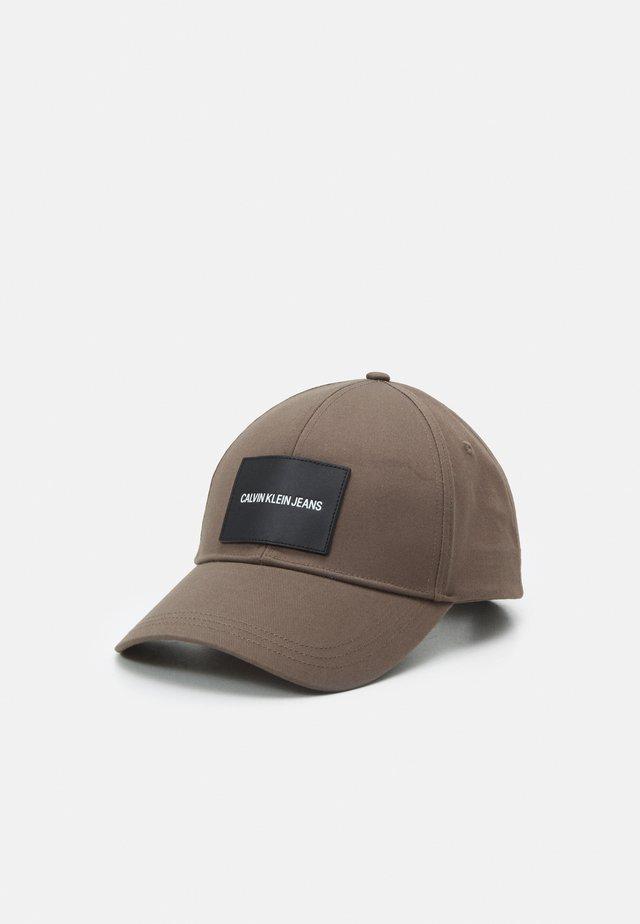 PATCH UNISEX - Kšiltovka - dusty brown