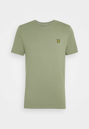 PLAIN - Basic T-shirt - moss