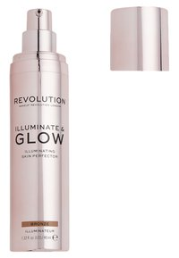 Make up Revolution - GLOW & ILLUMINATE - Highlighter - bronze - 1