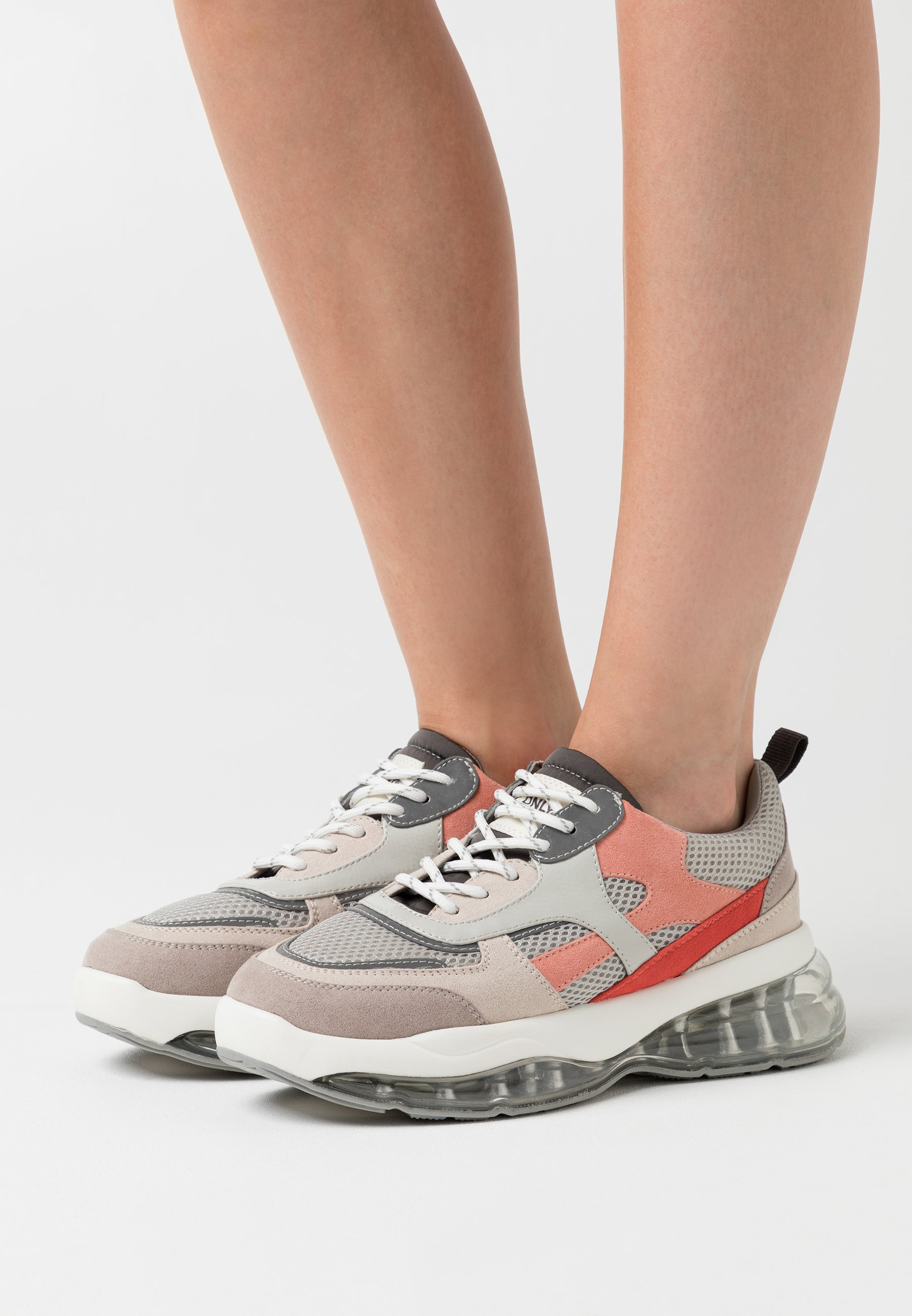 ONLY SHOES - ONLSPRING - Sneakers basse - grey