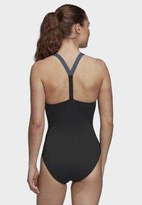 adidas Performance - ADIDAS SH3.RO 4XENIA SWIMSUIT - Swimsuit - black - 1