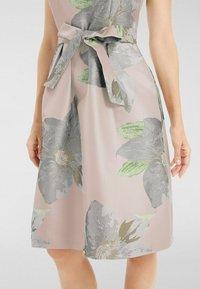 Apart - Robe d'été - mauve-multicolor - 3