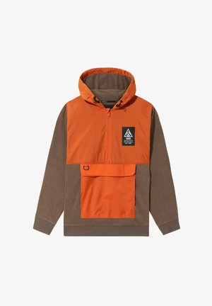 MN 66 SUPPLY - Kapuzenpullover - canteen/gold flame