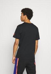 Jordan - BRAND CREW - Print T-shirt - black - 2