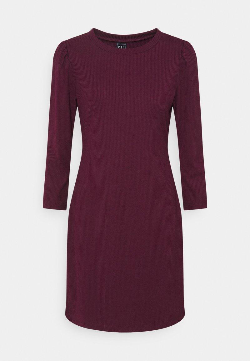 GAP - DRESS - Jumper dress - secret plum