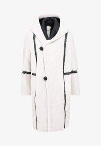 VSP - HOOD COAT REVERSIABLE - Classic coat - black/white - 6
