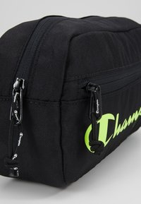 Champion - LEGACY BELT BAG - Ledvinka - black - 2