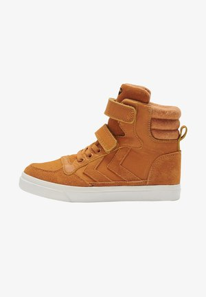 STADIL WINTER JR - High-top trainers - pumpkin spice