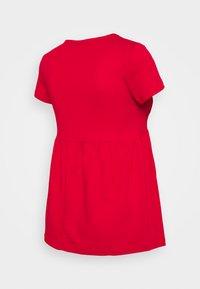 Anna Field MAMA - T-shirt basic - red - 1