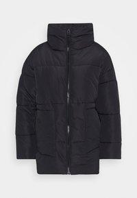 Monki - BEA - Zimní bunda - black dark - 5