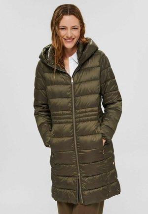 RECYCELT  STEPP MIT  - Winter coat - dark khaki