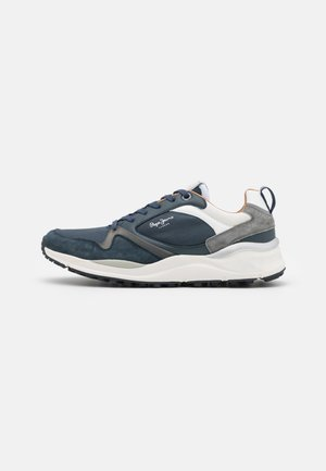 TRAIL BACK - Sneakers - navy
