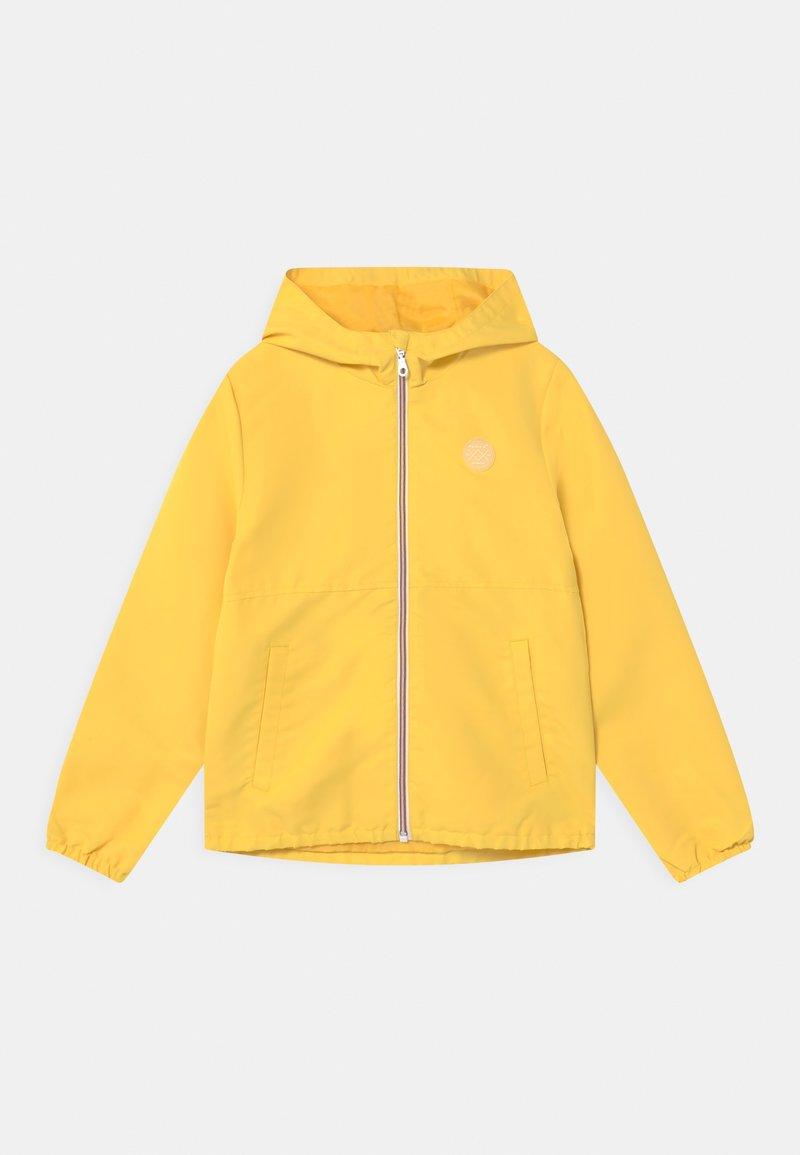 Name it - NKNMIZAN UNISEX - Light jacket - yellow