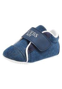 Guess - Pantoffels - mehrfarbig  grundton blau - 1