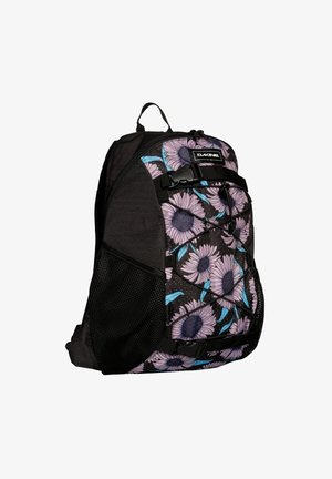 Tagesrucksack - night flower