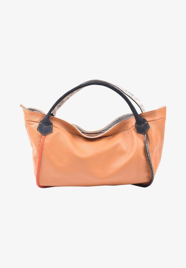 ZEN - Tote bag - light brown